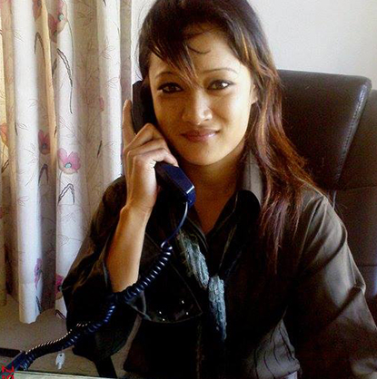 Bina Maharjan
